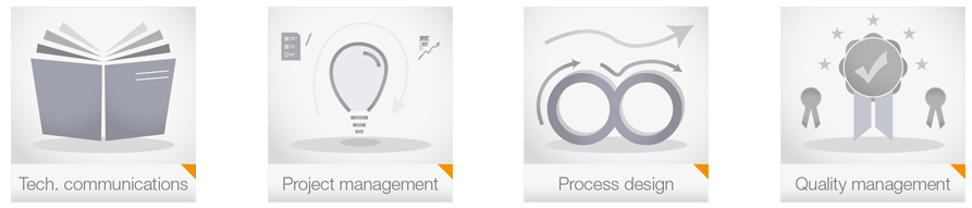 Main activities of PROCEDIS GmbH